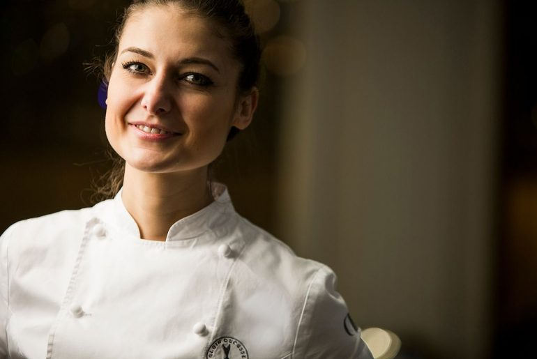 Jessica Préalpato, World's Best Pastry Chef