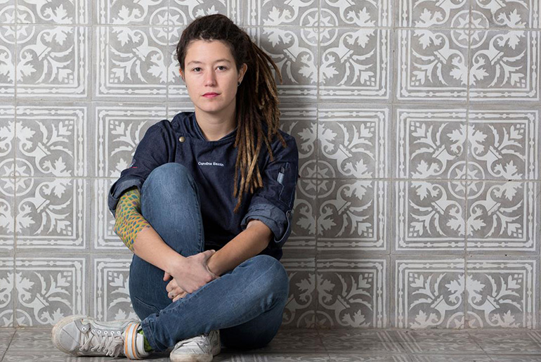 Carolina Bazán, Latin America's Best Female Chef 2019